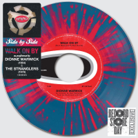 Dionne Warwick/The Stranglers - Walk On By - Ltd Edition RSD 2015 *